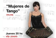 """Photo of """"MUJERES DE TANGO"""" ONLINE"""