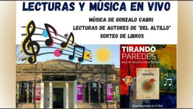 Photo of LECTURAS Y MÚSICA EN VIVO