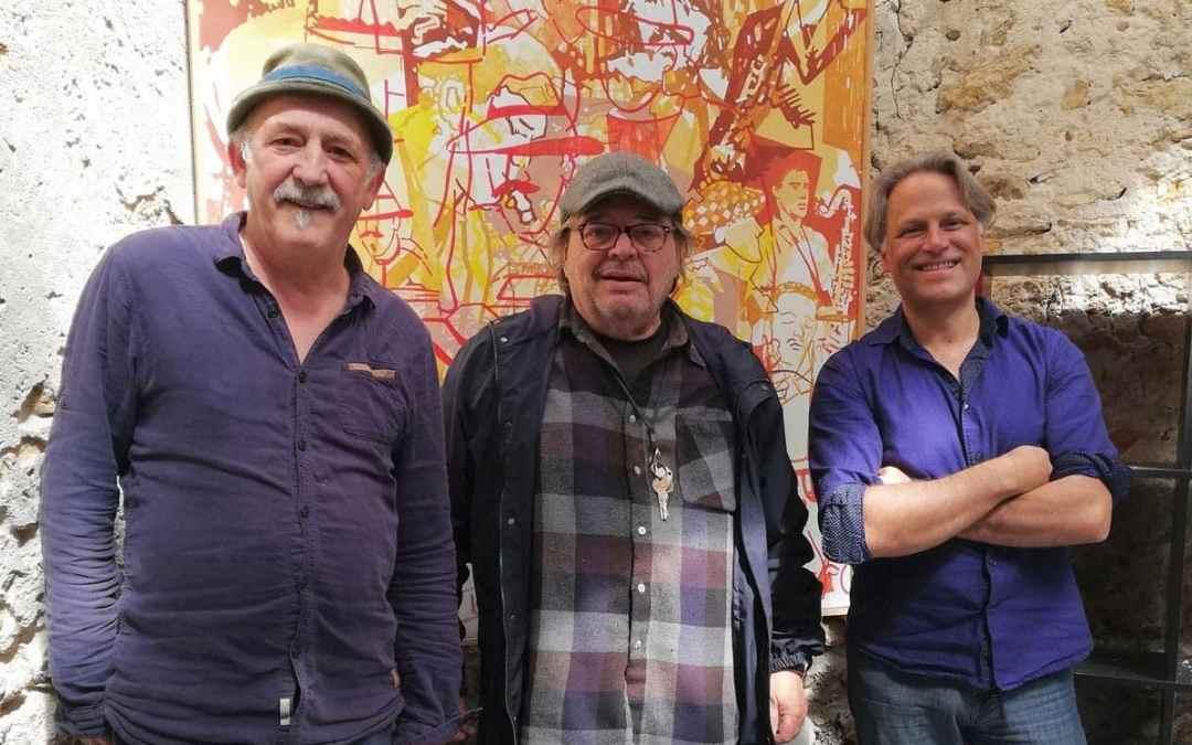 André Minvielle trio