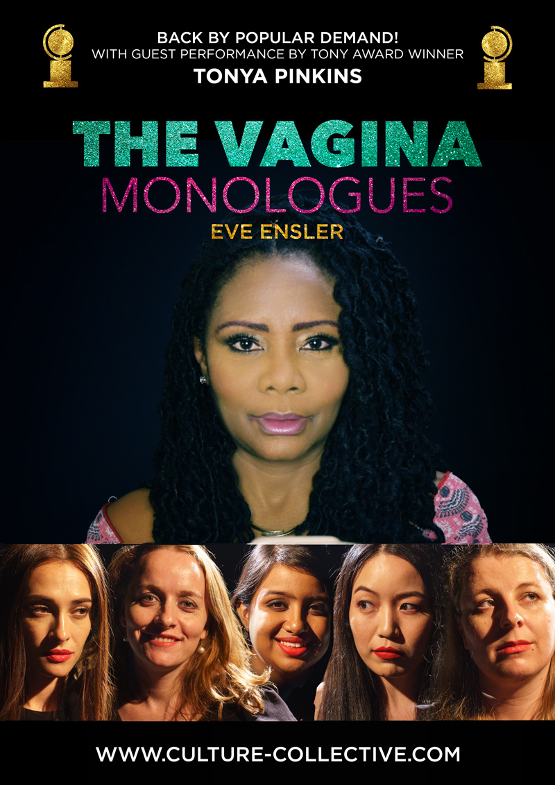 The Vagina Monologues - CULTURE COLLECTIVE STUDIO - A Professional English Language Theatre in Bangkok, Thailand