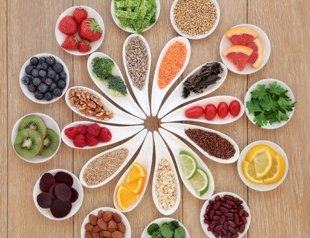 Nutrition en naturopathie