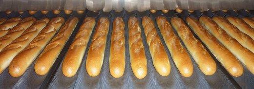 Baguette industrielle