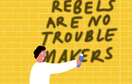 rebelles au travail