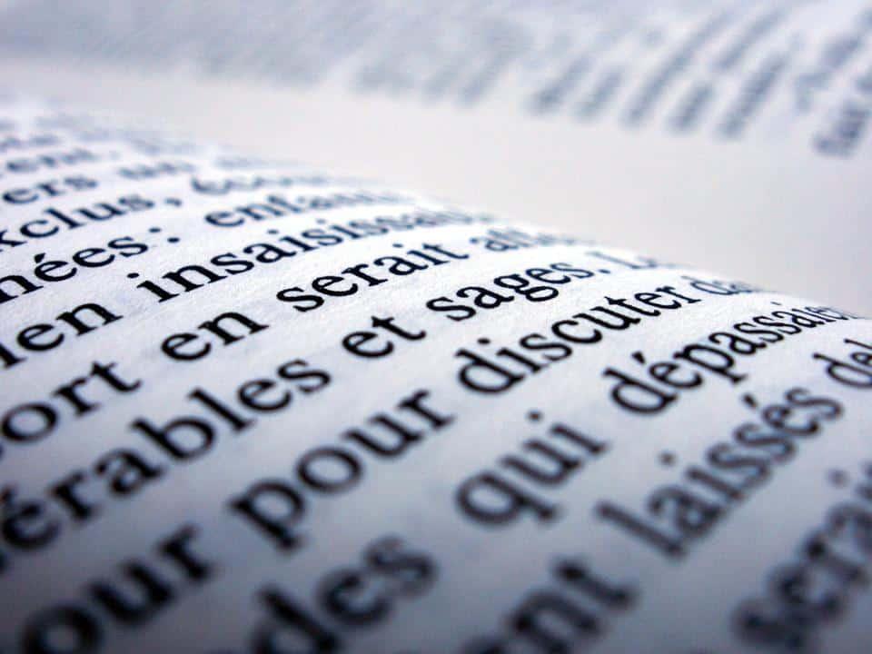 ET SI ON S'EXPRIMAIT EN FRANÇAIS «SOUTENU» ? 112 mots à connaître et à utiliser (1/3) !