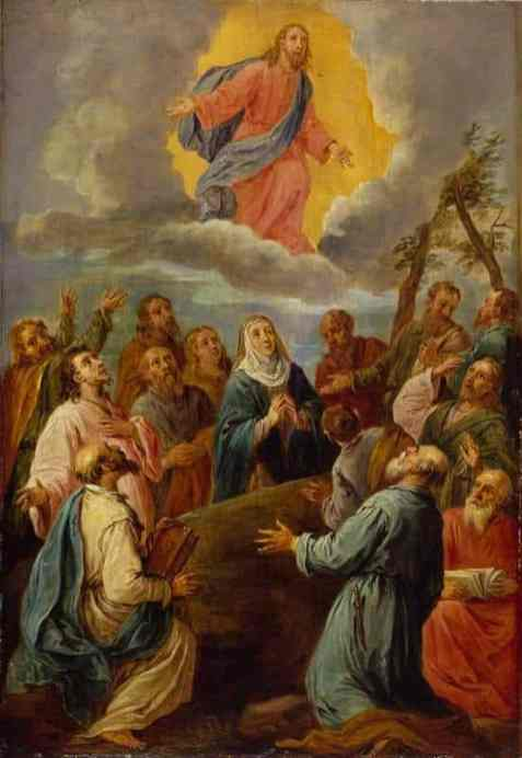 Teniers II, David; The Ascension; The Wallace Collection; http://www.artuk.org/artworks/the-ascension-209679
