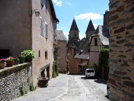 village-of-conques-602823_960_720