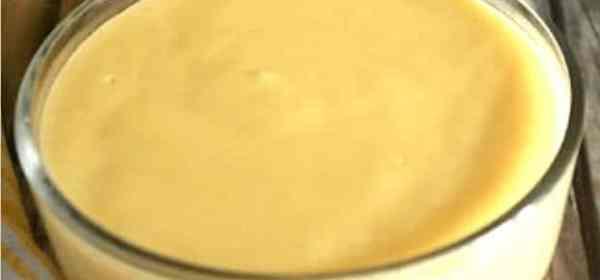 crème pâtissière 10 minutes