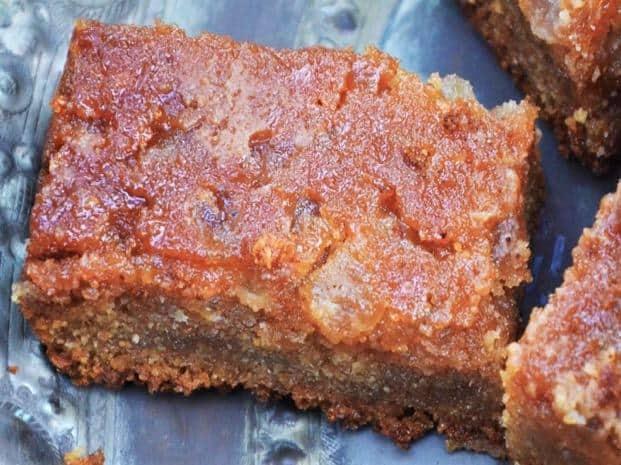 gâteau d'amour ou love cake