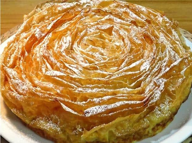 tarte frous frou