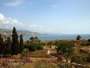 Byblos by the sea, Beirut, Lebanon