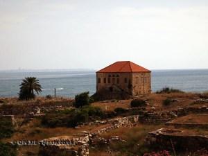 House at Byblos, Beirut, Lebanon