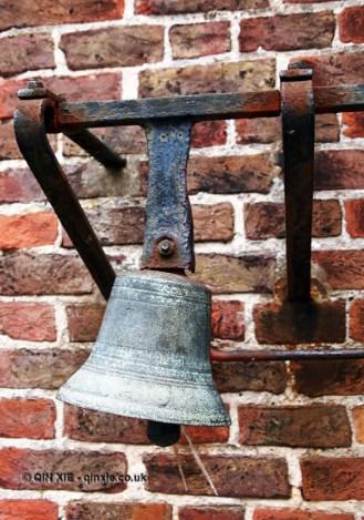 Bell, Bruges, Belgium