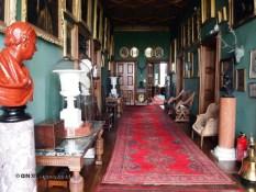 Corridor at Balfour Castle
