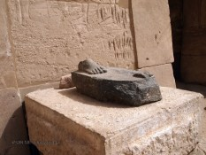 Foot, Karnak Temple, Luxor