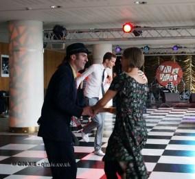 Jiving at Vintage Festival, Southbank