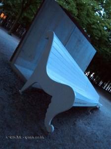 Long chair, The Hague