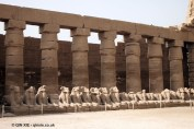 Row of Sphinx, Karnak Temple, Luxor
