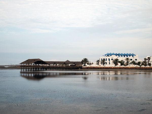 Sea view, Tunisia