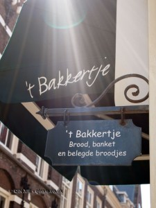 T'Bakkertje bakery, The Hague