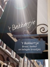 T'Bakkertje bakery, The Hague