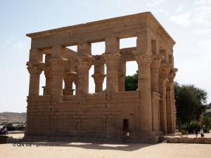 Small temple, Philae Temple, Lake Nasser