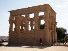 Small temple, Philae Temple, Lake Nasser
