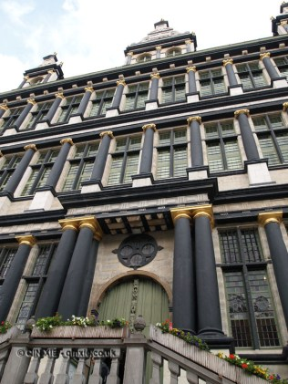Town hall, Ghent, Belgium