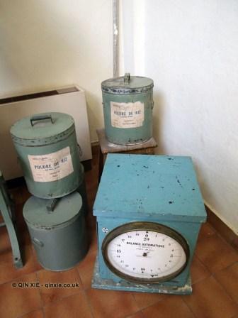 Scales, Molinard, Grasse