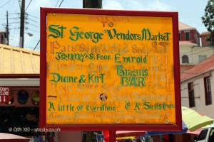 Sign, St George, Grenada