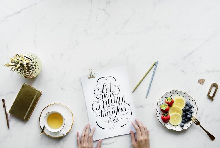 Hand Lettering en FLE