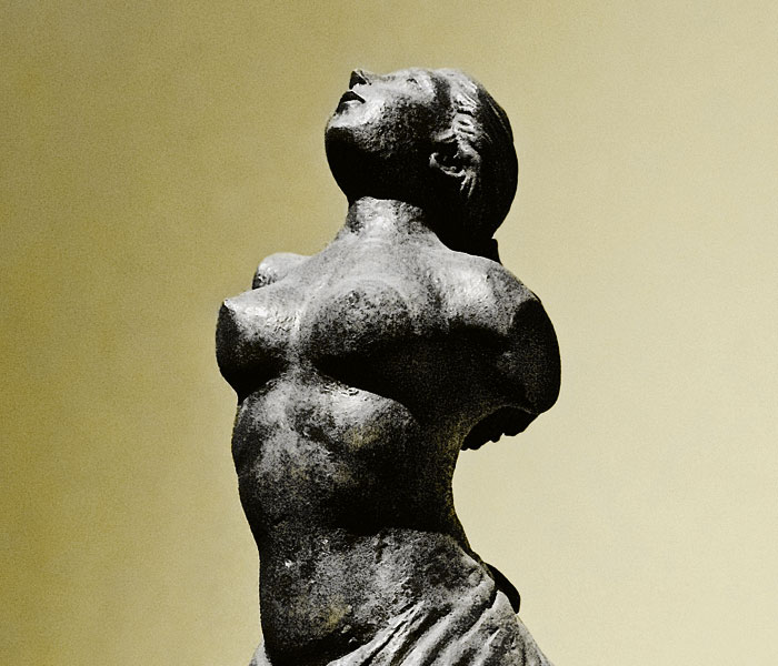New sculptures from 10th century 4