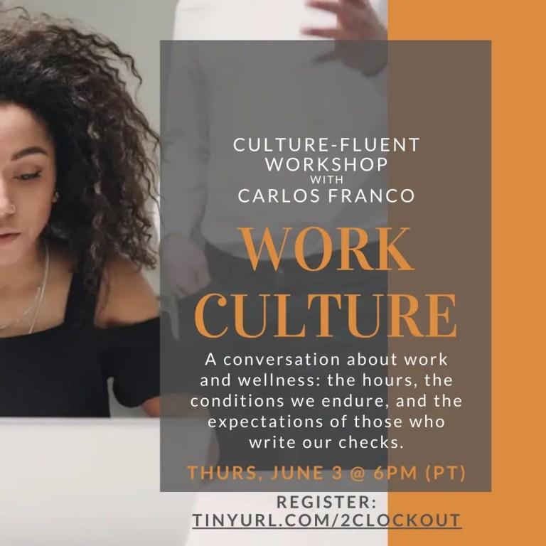 Work Culture