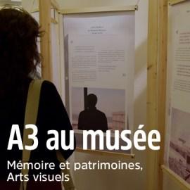 A3 au musée