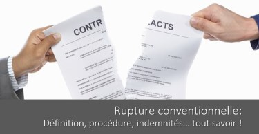 rupture-conventionnelle-definition-procedure-indemnites