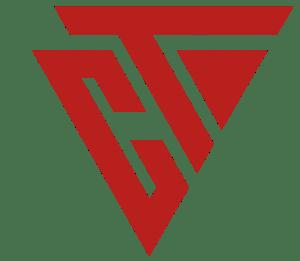 logo de culture tactique en rouge