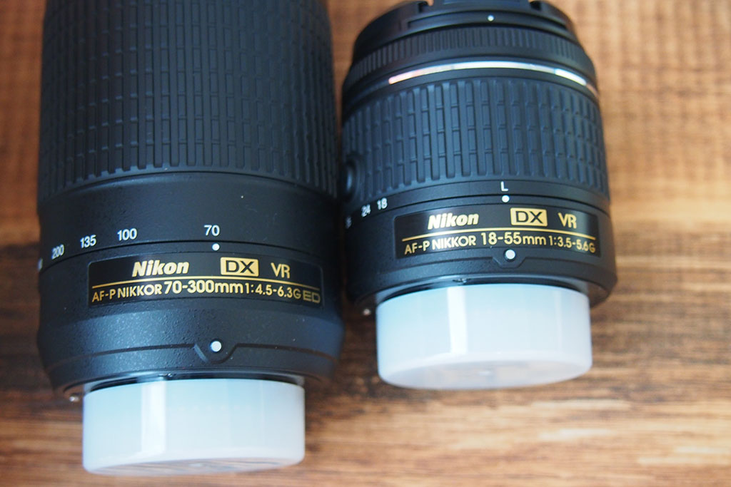 Nikon D3400 レンズ