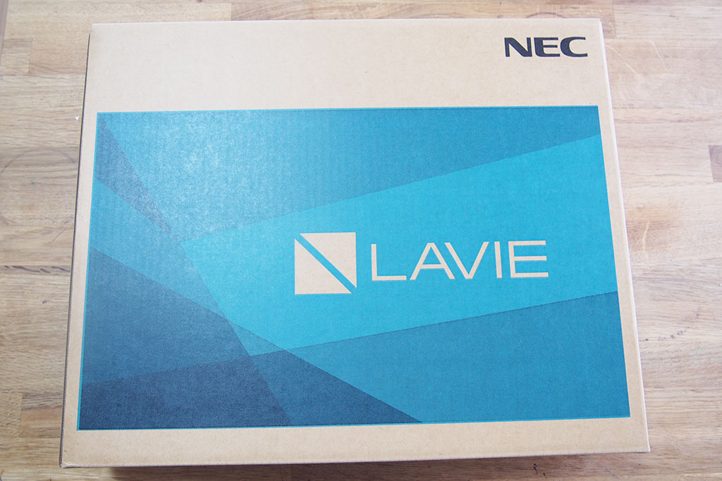 NEC LAVIE Direct