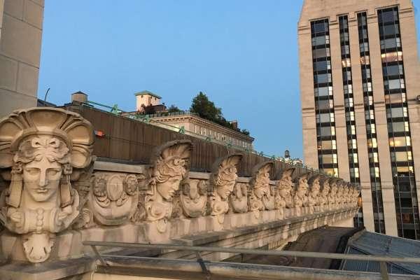 Metropolitan Museum of Art Rooftop