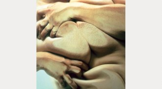 Jenny Saville _ Closed Contact N.4