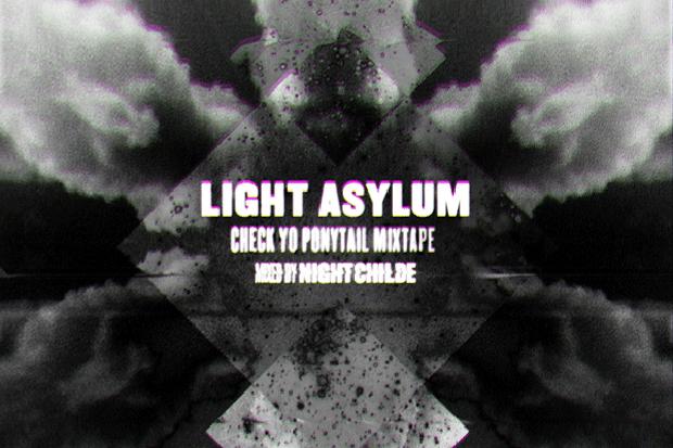 Light Asylum Check Yo Ponytail