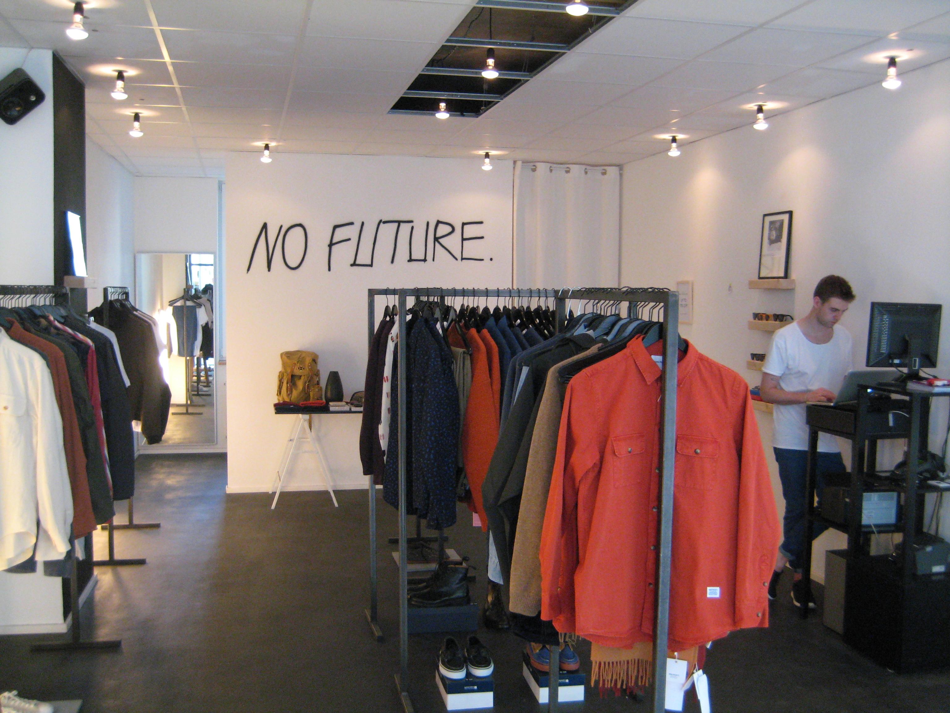 YBDPT No Future