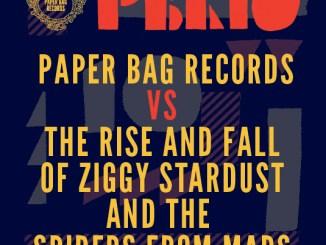 Paper Bag Records vs Bowie