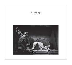 Joy Division - Closer cover