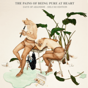 Days of Abandon cover The Pains of Being Pure at Heart