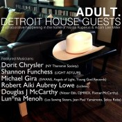 Detroit House Guests Adult. flyer