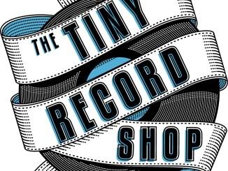 Tiny Record Shop logo