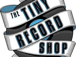 Tiny Record Shop logo