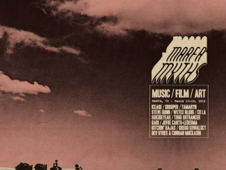 Marfa Myths Poster