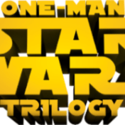 One-Man Star Wars Trilogy logo