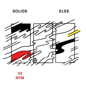 Solids Else EP cover